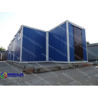 Модульное здание Офис