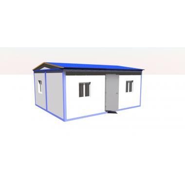 Дачный модульный домик