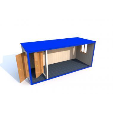 Блок-контейнер офис в аренду