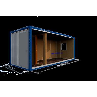 Блок-контейнер тамбур БК-01С