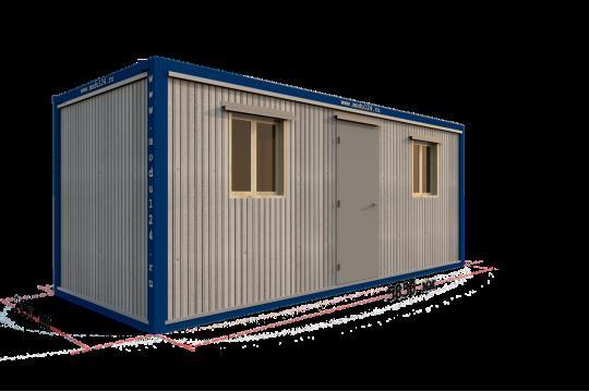 Блок-контейнер БК-04С Распашонка ДВП