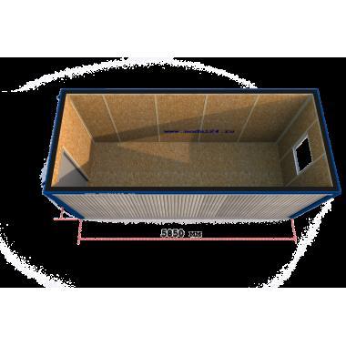 Блок-контейнер БК-00 ОСБ 6м