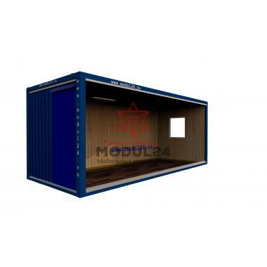 Блок-контейнер БК-00 МДФ офис 6 м