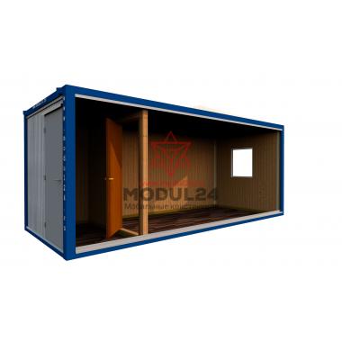 Блок-контейнер БК-02 вагонка