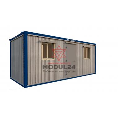 Блок-контейнер БК-04 ДВП 6 м