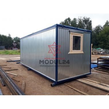 Блок-контейнер БК-00 ДВП 6м
